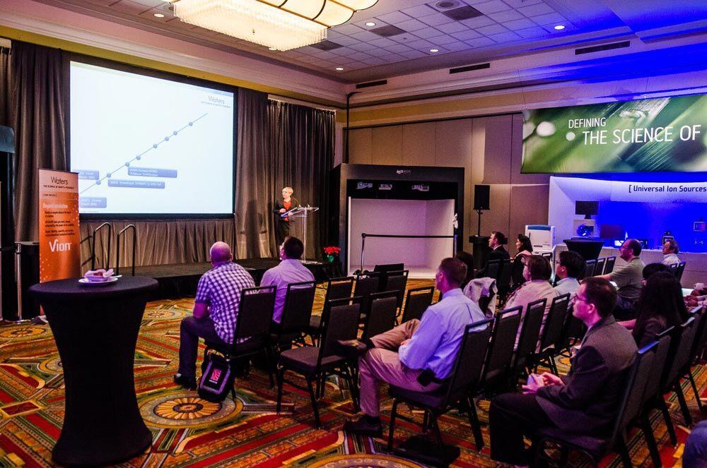 Waters ASMS 2015 User Meeting