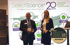 Waters Pittcon Reviewers Choice Award