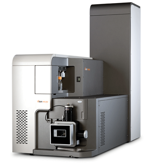 IMS ion mobility mass spectrometry